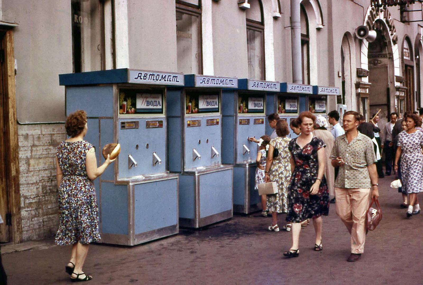 Интересные фотографии советского времени