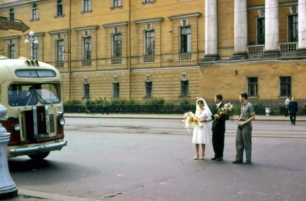 Ленинград 1961 (18 фото)