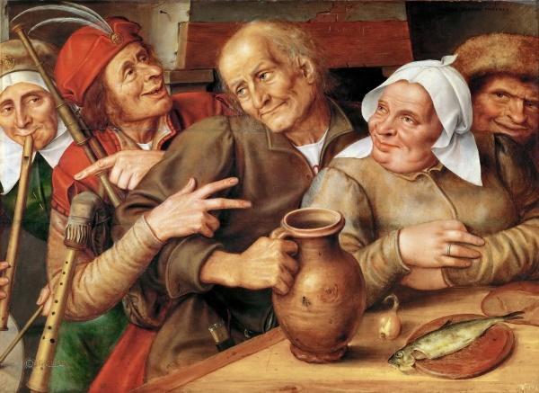 Массейс Ян (1510-1575) (95 работ)