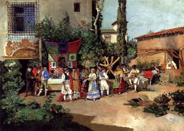 Подборка от Испанских художников (261 фото)