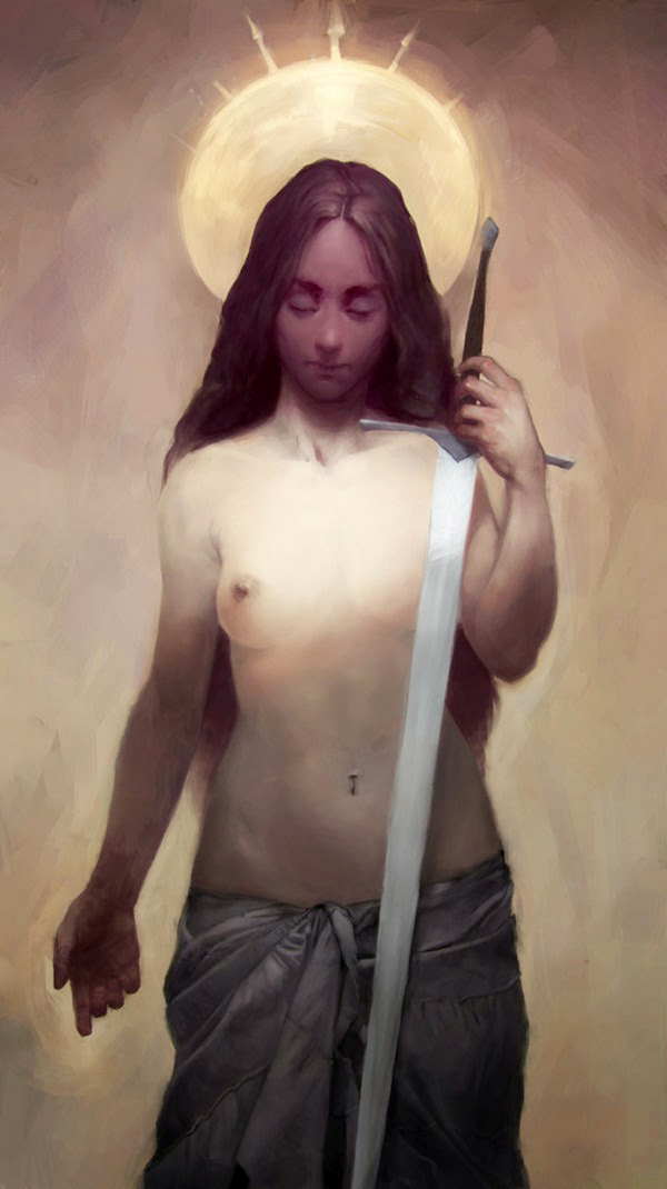 Российский художник Игорь Сид (58 работ) ((21