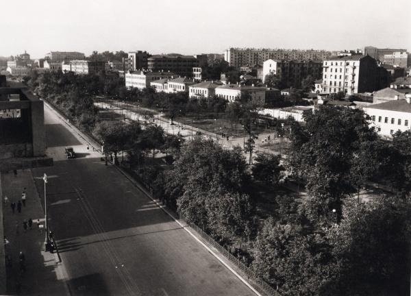 Советская Москва (131 фото)
