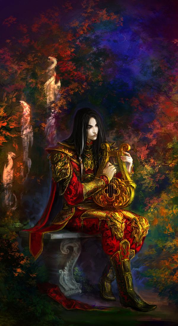 Украинский художник Anndr Kusuriuri (55 работ)
