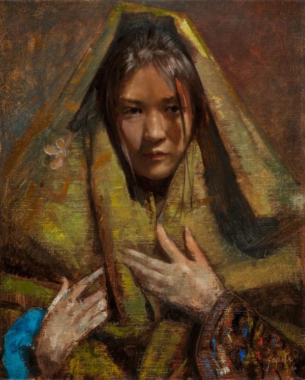 Хайме Сапата ( Jaime Zapata) — эквадорский живописец (89 работ)