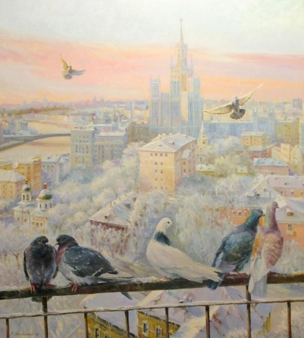 Художник-живописец Бессонов Сергей Евгеньевич (101 работ)