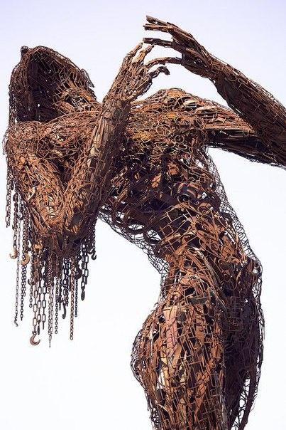 Karen Cusolito (фестиваль Burning Man) (10 фото)
