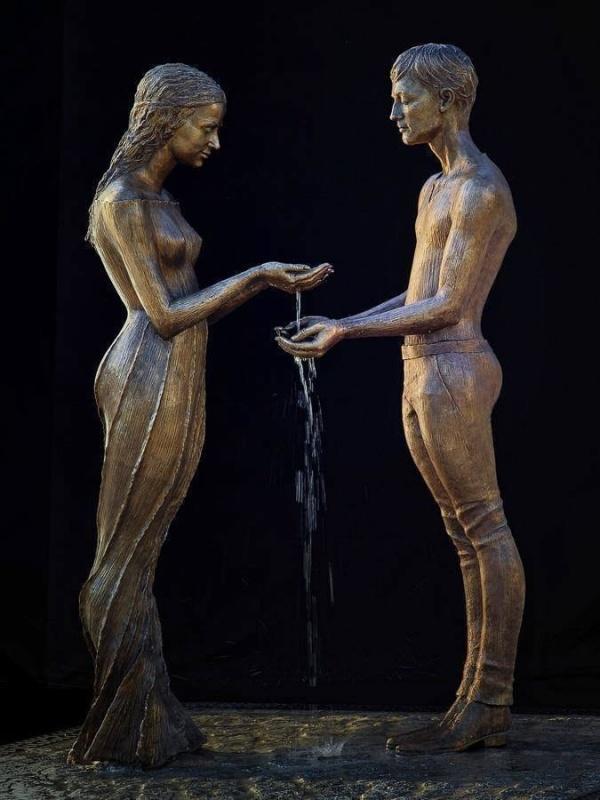 Malgorzata Chodakowska Fountains (5 фото)