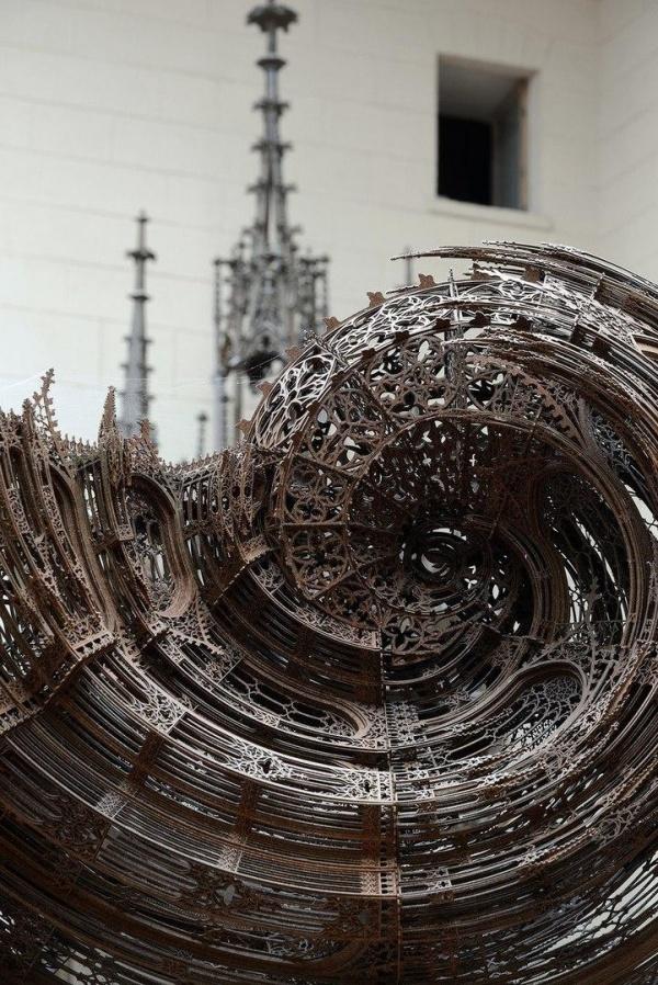 Nautilus by Wim Delvoye (6 фото)