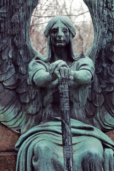 The Angel of Death Victorious (6 фото)