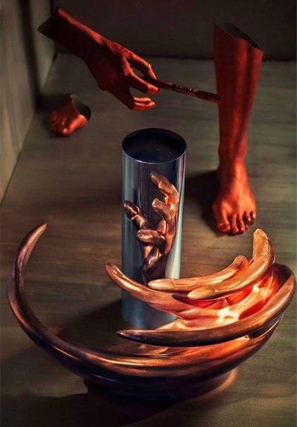 Анаморфное искусство снова возрождается (8 фото)