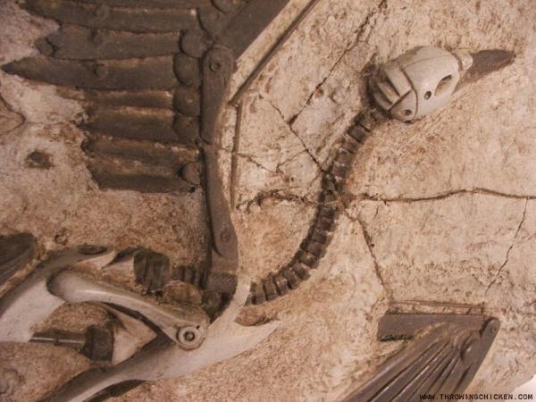 Ископаемые роботы от Chase Black (5 фото)
