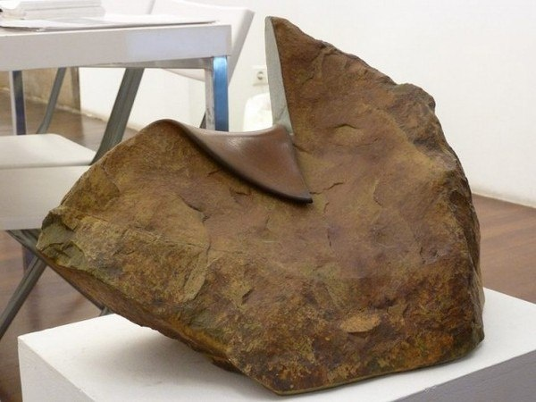 Испанский скульптор Хосе Мануэль Лопес Кастро (10 фото)