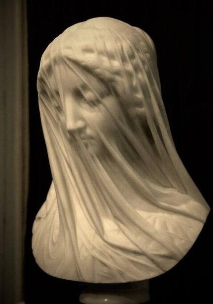 Итальянский скульптор Raffaele Monti (1818–1881) (5 фото)