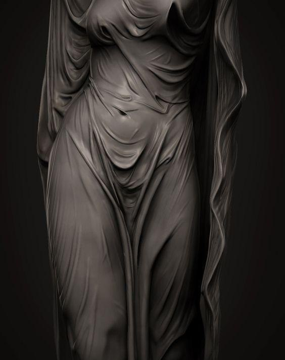 Каменная ткань (8 фото)