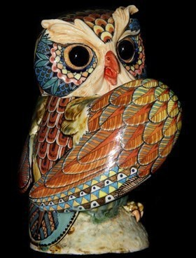 Керамика от David Burnham Smith (9 фото)