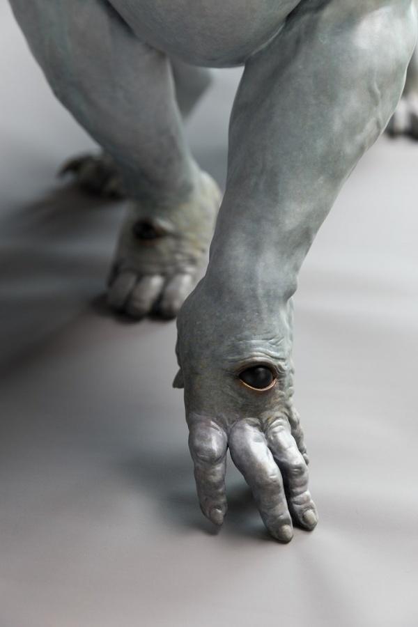Китайский скульптор У Янь (5 фото)