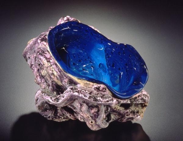 Красота целой вселенной в творениях стеклодува и скульптора Josh Simpson (7 фото)