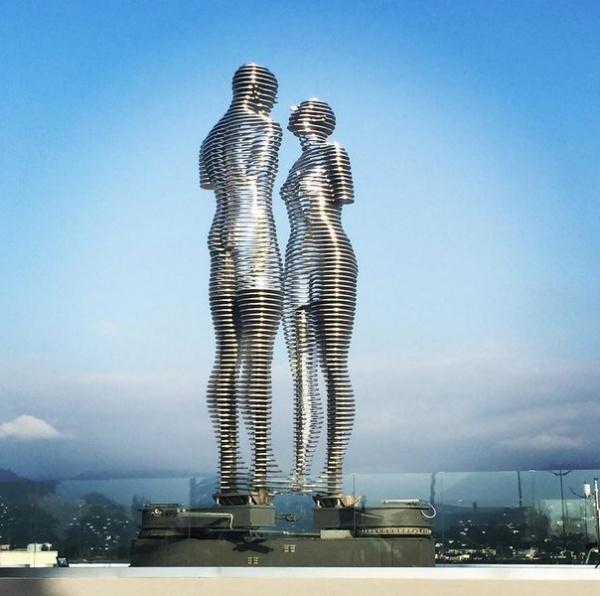 Мужчина и женщина (7 фото)