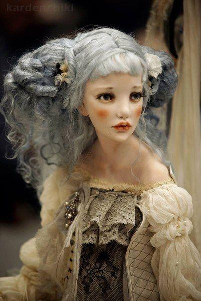 Неповторимые творения мастера Алисы Филипповой (8 фото)