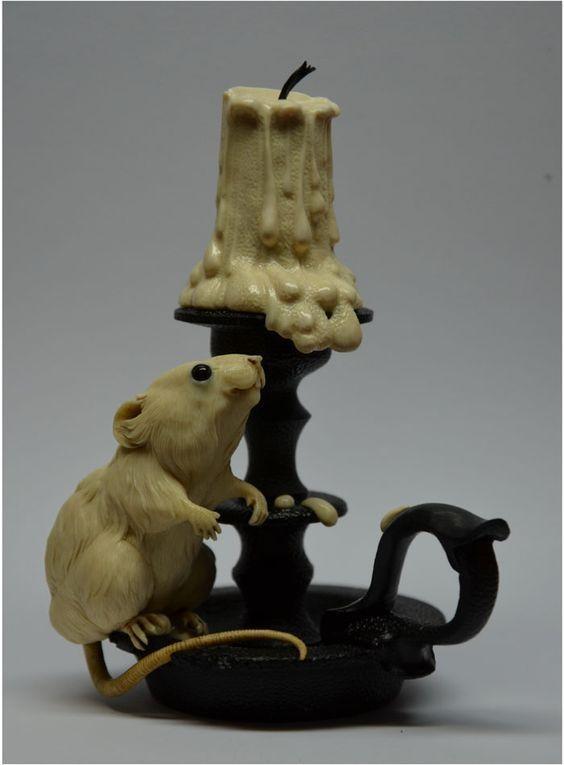 Непревзойденные мышки Олега Дорошенко (9 фото)