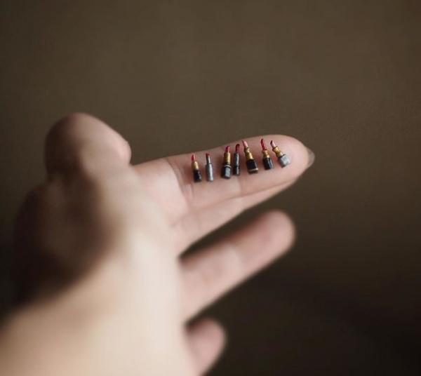 Потрясающие миниатюры японской художницы Kiyomi (5 фото)