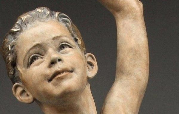 Работы скульптора Анжелы Мия Де Ля Вега (9 фото)