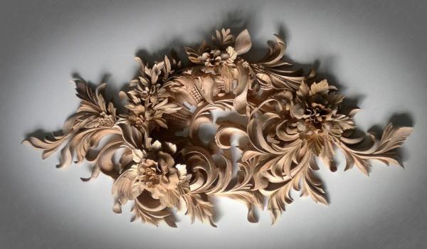 Резьба по дереву. Скульптор Александр Грабовецкий (6 фото)