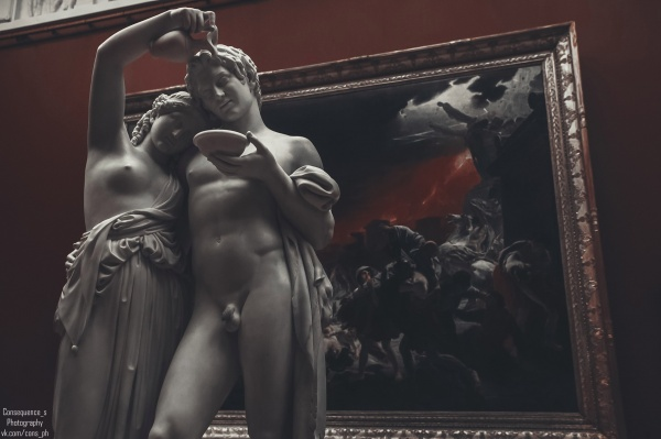 Русский Музей. Эрмитаж (9 фото)