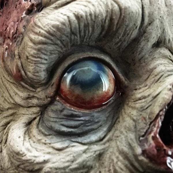Серия кружек  Голова зомби (6 фото)