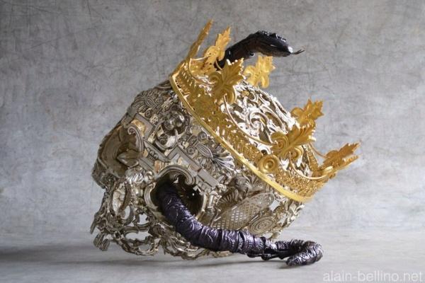 Скульптор Alain Bellino (10 фото)