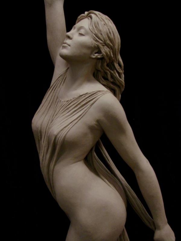 Скульптор Benjamin Matthew Victor (7 фото)
