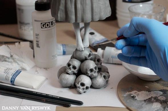 Скульптор Danny van Ryswyk (9 фото)