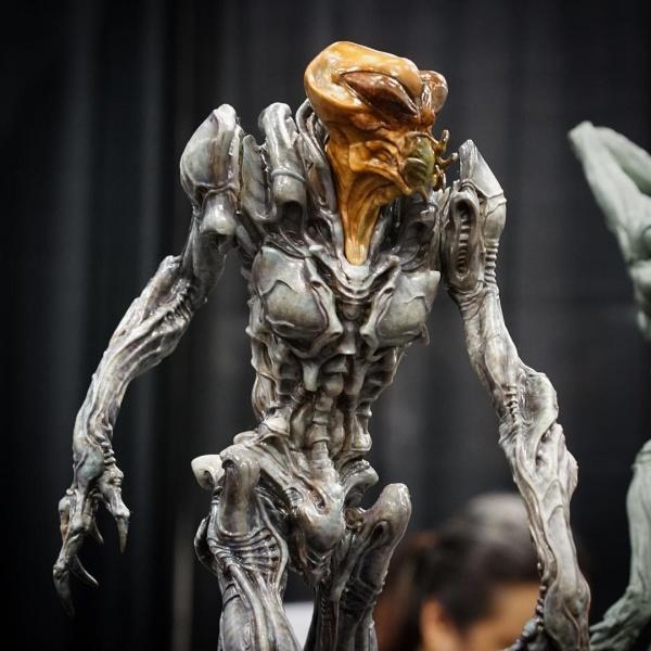 Скульптор Dominic Qwek (10 фото)