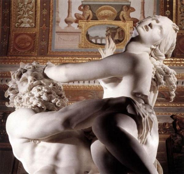 Скульптор Gian Lorenzo Bernini (6 фото)