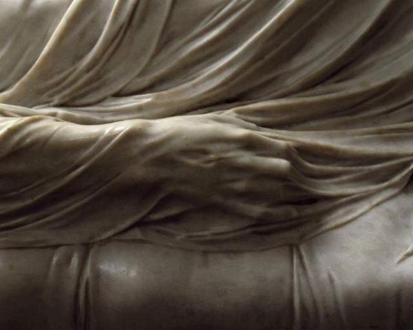 Скульптор Giuseppe Sanmartino (5 фото)