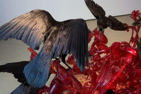 Скульптор Javier Perez (5 фото)