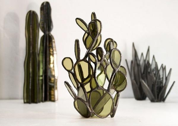 Скульптор Lesley Green (9 фото)