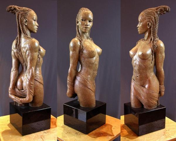 Скульптор Mark Newman (10 фото)