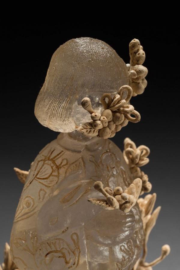 Скульптор Meng Du (6 фото)
