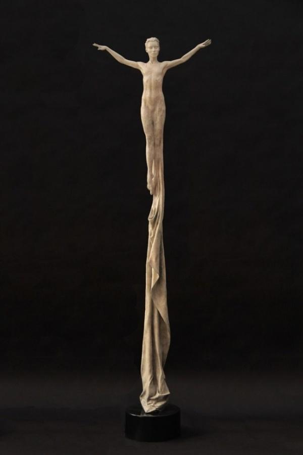 Скульптор Michael James Talbot (28 фото)