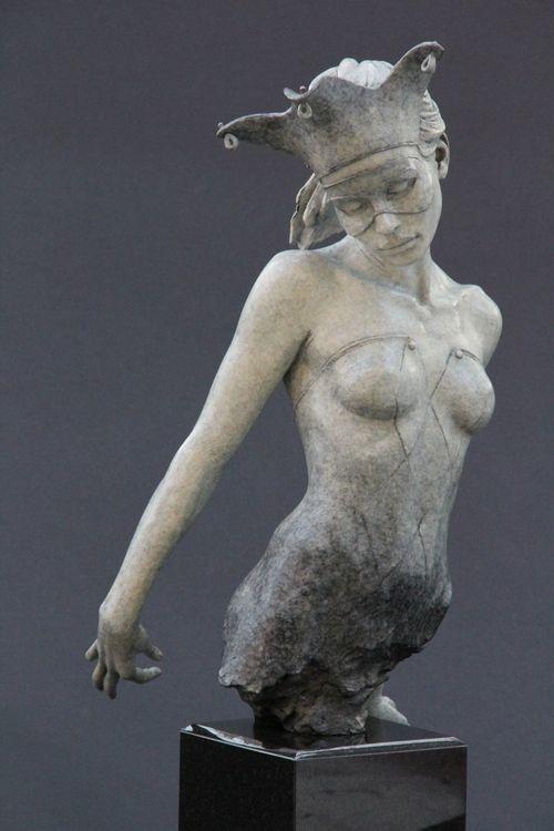 Скульптор Michael Talbot (7 фото)