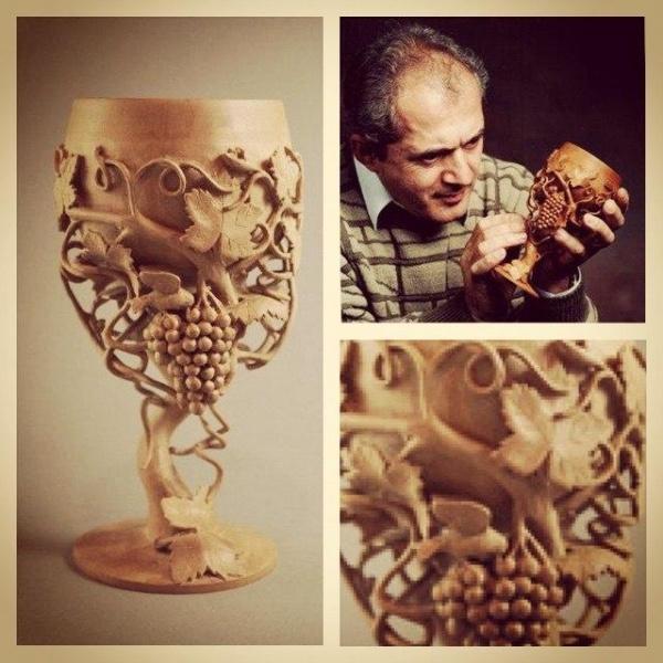 Скульптор Nairi Safaryan (10 фото)