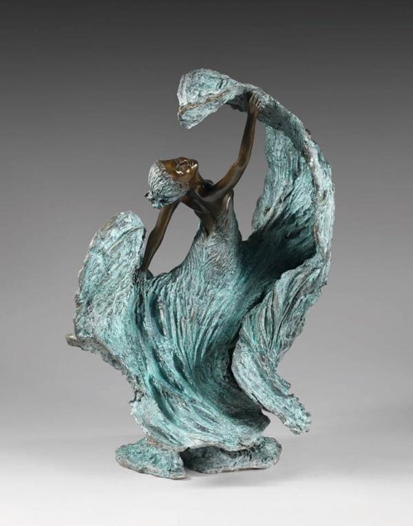 Скульптор Nathalie Seguin (7 фото)