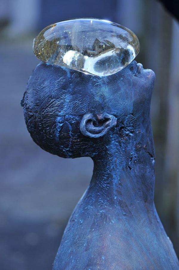 Скульптор Nazar Bilyk (6 фото)