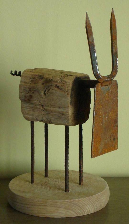 Скульптор Oriol Cabrero (7 фото)