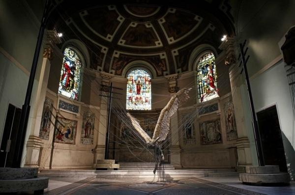 Скульптор Paul Fryer (6 фото)