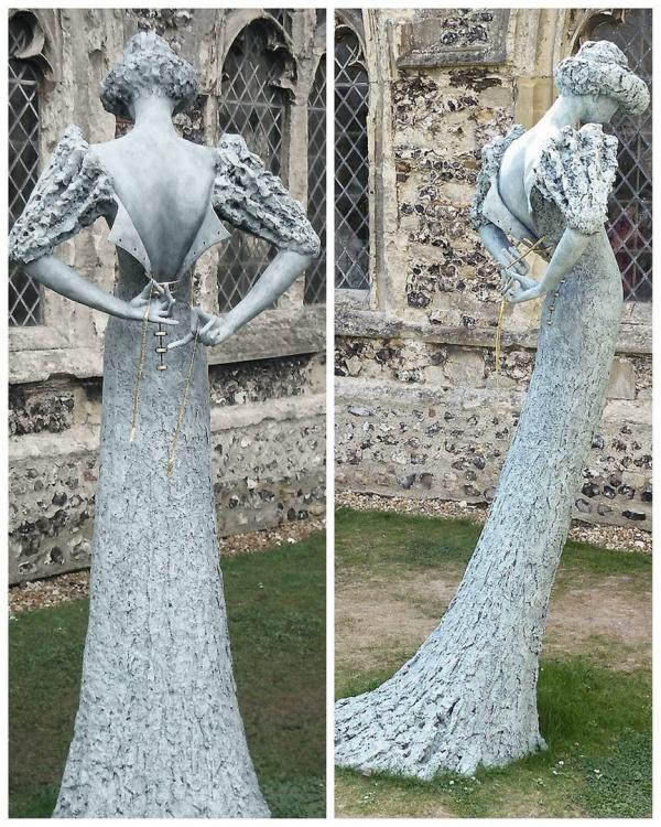 Скульптор Philip Jackson (10 фото)