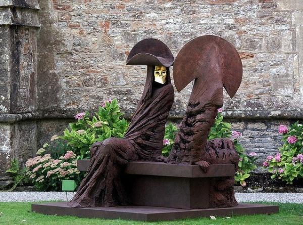 Скульптор Phillip Jackson (10 фото)