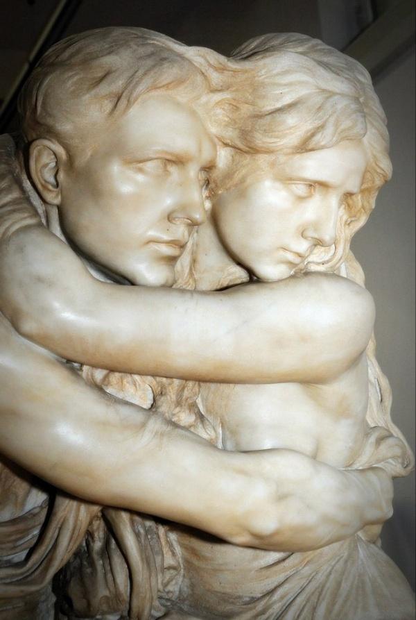 Скульптор Pietro Canonica (6 фото)
