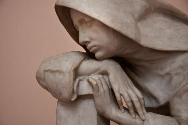 Скульптор Pietro Canonica (9 фото)